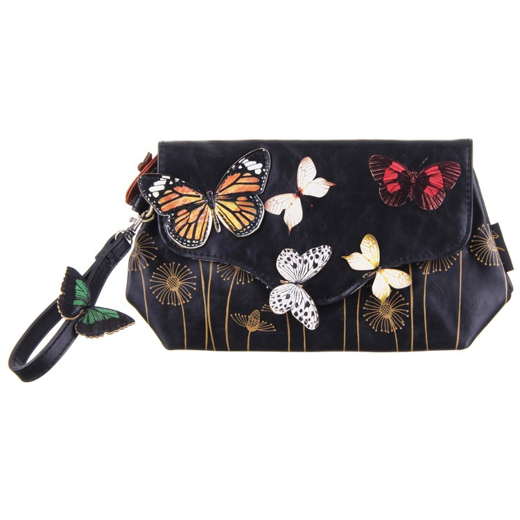 'Disaster Design' -  Bohemia Butterfly Make up / Clutch Bag
